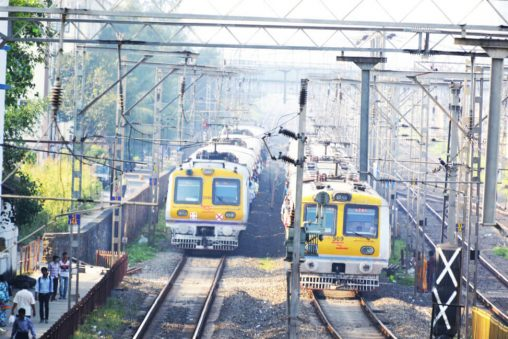 Vasai-Virar Local Train
