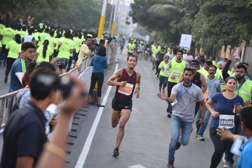 Vasai-Virar Marathon Winner of 2018